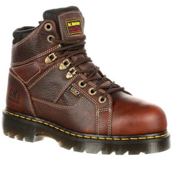 Dr Martens Ironbridge Steel Toe